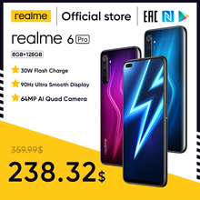 Realme Snapdragon 720G 128GB LTE/GSM/WCDMA Nfc Supercharge/vooc Gorilla glass/Bluetooth 5.0/5g wi-fi/Game turbogpu turbo
