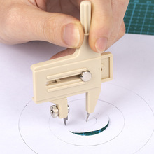 Round-Cutter Circles Compass 2-100mm-Diameter Diy-Tool Tangential-Device