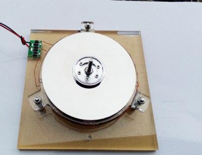 Ironless Disk Generator, Wind Turbine, Hand Crank Generator, Brushless Motor