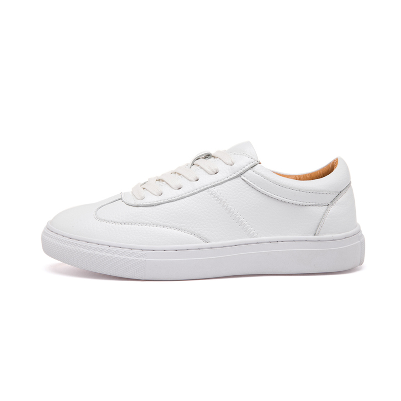 New Women Shoes Sneakers Fashion Woman Leather Shoes Ladies Platform PU Leather Trainers Women Casual White Shoes Sneakers