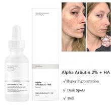 Liquid-Acne-Spot Removing Foundation Makeup Unclog Clear Alpha Arbutin Ordinary Oil-Control