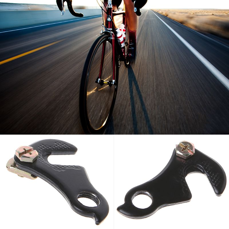 Mountain Bike Bicycle Tail Hook Bike Gear Mech Rear Derailleur Hanger Cycling Accessories For Bikes Frame