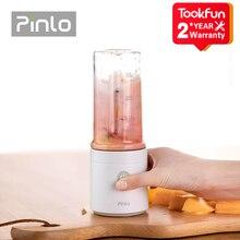 جديد Pinlo خلاط خلاط عصارة المطبخ الكهربائية المحمولة منتج أغذية الشحن باستخدام عصير سريع قطع كوب فواكه السلطة