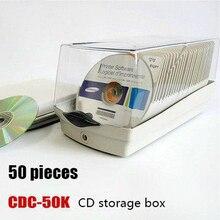 Ausuky blokada antykradzieżowa przenośna pojemność 50 płyt DVD CD do przechowywania nośników samochodowych torba na CD 20