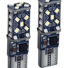 Bulbs Dome-Lamp Car-Parking-Lights Car-Interior-Reading Super-Bright 2PCS LED 168 WY5W