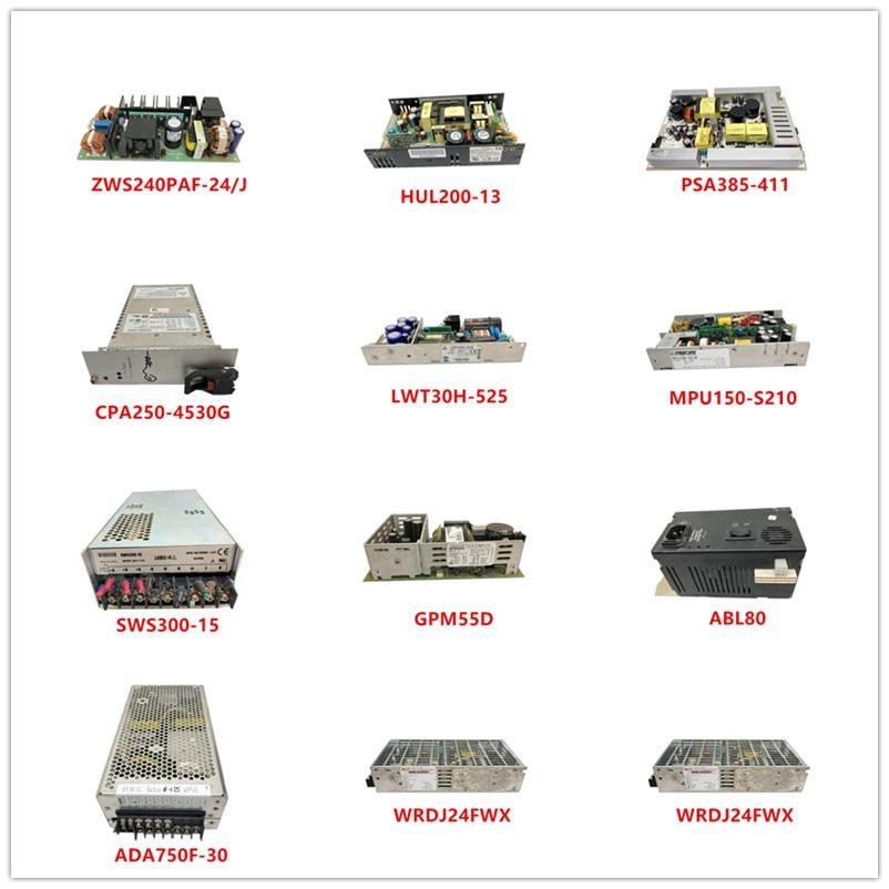 ZWS240PAF-24/J| HUL200-13| PSA385-411| CPA250-4530G|LWT30H-525|MPU150-S210|SWS300-15|GPM55D|ABL80|ADA750F-30|WRDJ24FWX Used