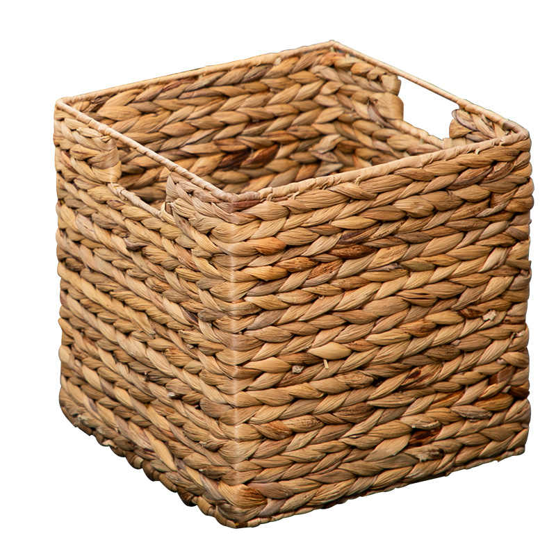 online buy wholesale large decorative baskets from china.htm crafts creative handmade straw folding storage basket rattan  crafts creative handmade straw folding