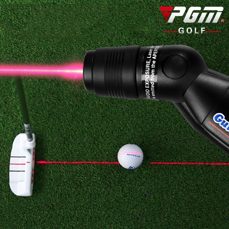 1pcs Golf Putter Laser Pointer Putting Training Aim Line Corrector Improve Aid Tool Golf Learning Practice Accessories 2020