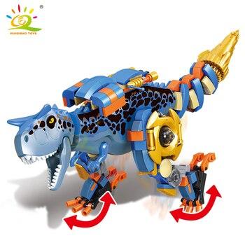 """Конструктор HUIQIBAO """"Динозавр Юрского периода"""" 5"""
