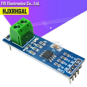 Converter-Module Max485-Module RS-485 TTL Integrated-Circuits for 5pcs To