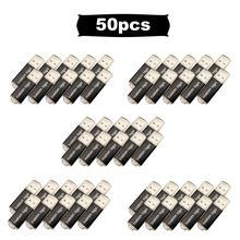 50 pçs/lote barato USB flash drive fashion16GB 8GB GB 4GB 64 32GB de prata do metal pendrive de memória flash da vara pen drive de disco stick usb