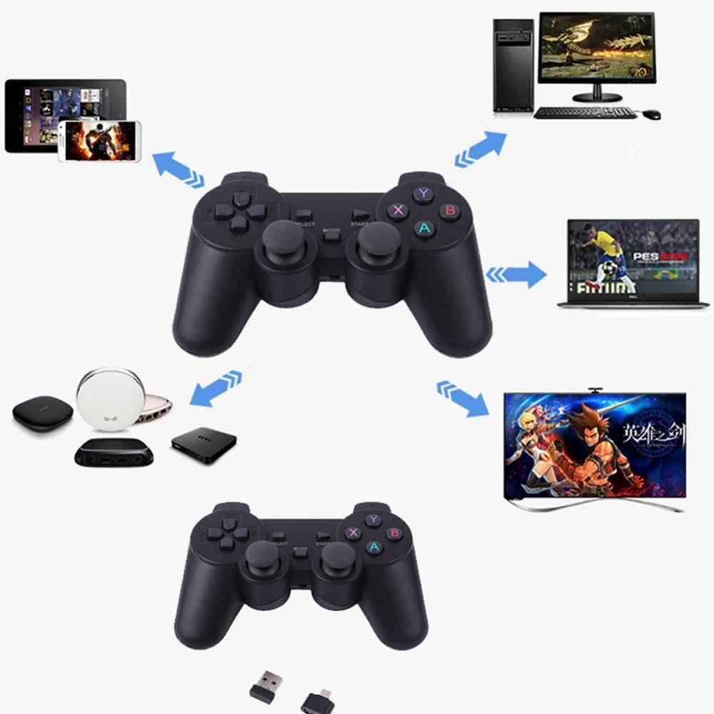 Cewaal ホット 2.4 グラムワイヤレスゲームパッド Pc 用 PS3 Tv ボックスジョイスティック 2.4 グラムジョイパッドゲームコントローラリモート Xiaomi アンドロイド