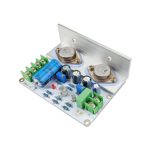 Image 2 - GHXAMP Hifi JLH 1969 مضخم الصوت فئة مكبر كهربائي مجلس ستيريو جودة عالية ل 3 8 بوصة مجموعة كاملة مكبرات الصوت 2 قطعة
