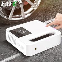 Pompe à air portable électrique pour pneus de voiture, système de gonflage haute pression, compresseur de véhicule portable, 12 V, 150 psi (10.34 bar)