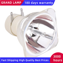 GRAND Projector lamp bulb 5J.J6H05.001 for BENQ MS513P MX303D MX514P TS513P W700 MX660 MS500h MS513H Compatible
