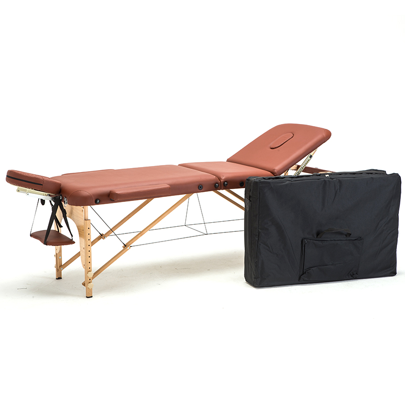 New Multi-function Folding Massage Bed Chinese Medicine Massage Bed Physiotherapy Beauty Body Fire Treatment Tattoo Needle