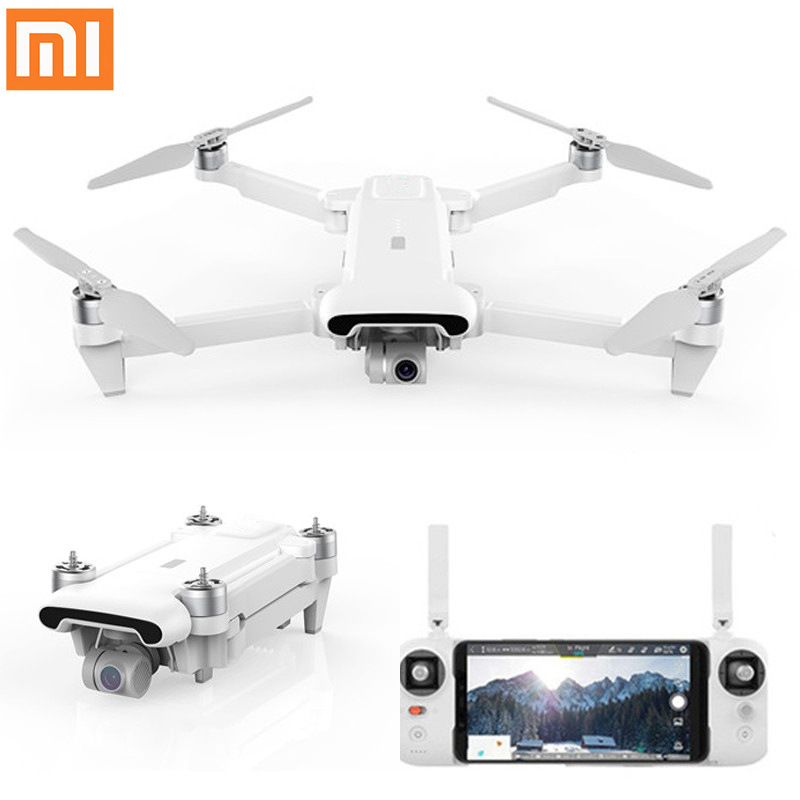 Xiaomi FIMI X8 SE Camera Drone 4K Quadcopter X8se 5KM FPV RC Helicopter With 3-axis Gimbal 4K Camera GPS 33mins Flight Time RTF