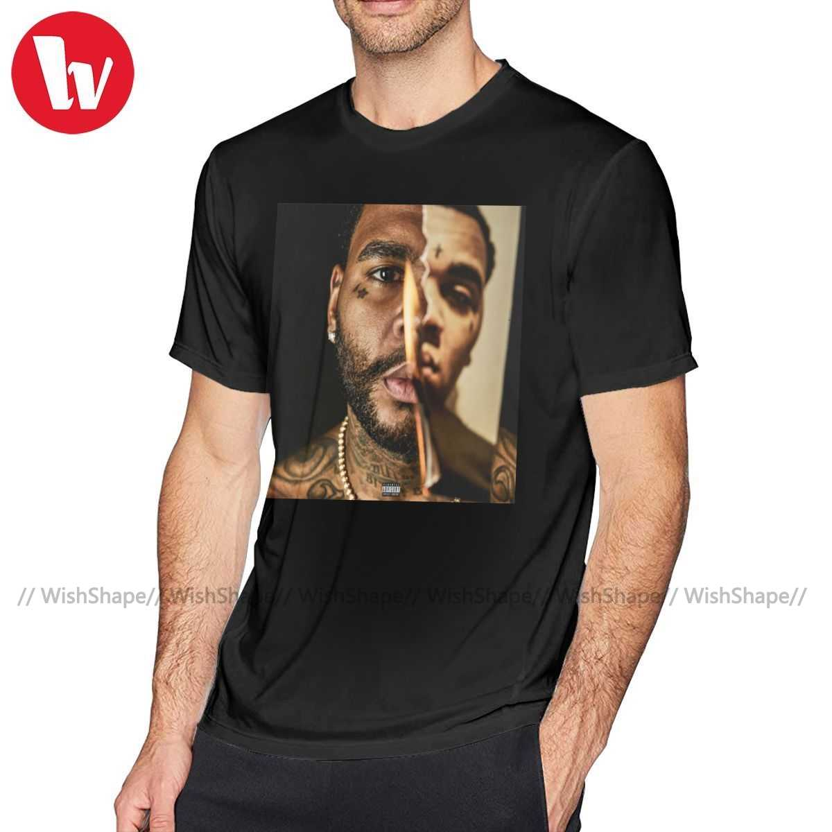 Kevin Gates T Shirt I am Lui T-Shirt 6xl di Base Tee Shirt Mens Short-Sleeve Stampato Divertente 100 Cotone tshirt