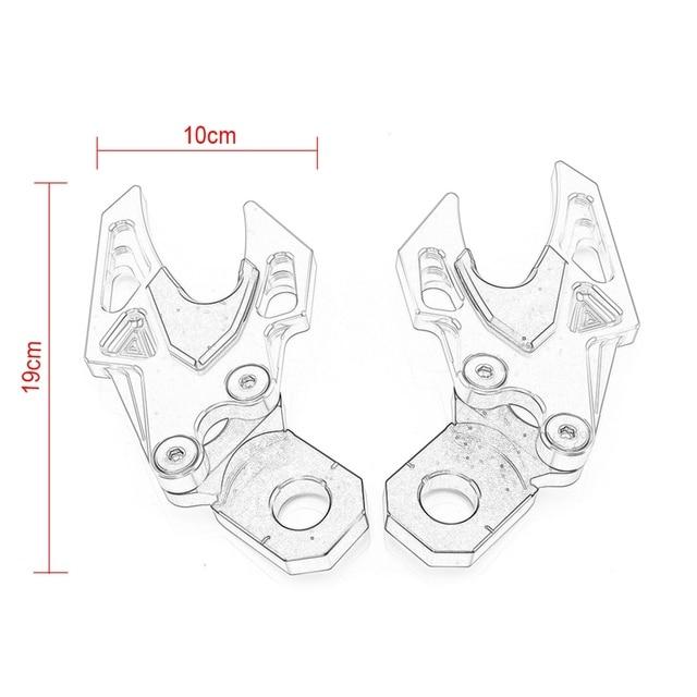 Aluminum Alloy Rear Wheel Axel Protection  3