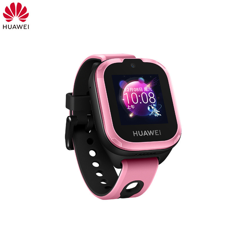 Original HUAWEI Kids Smart Watch 3 4G Colorful Touch Android IOS SOS Call Voice Assistant - 4