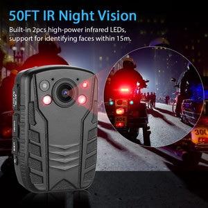 Image 3 - BOBLOV HD 1440P משטרת גוף שחוק מצלמה אבטחה למצלמות מקליט policial וידאו מקליט DVR WDR אבטחת כיס מצלמה
