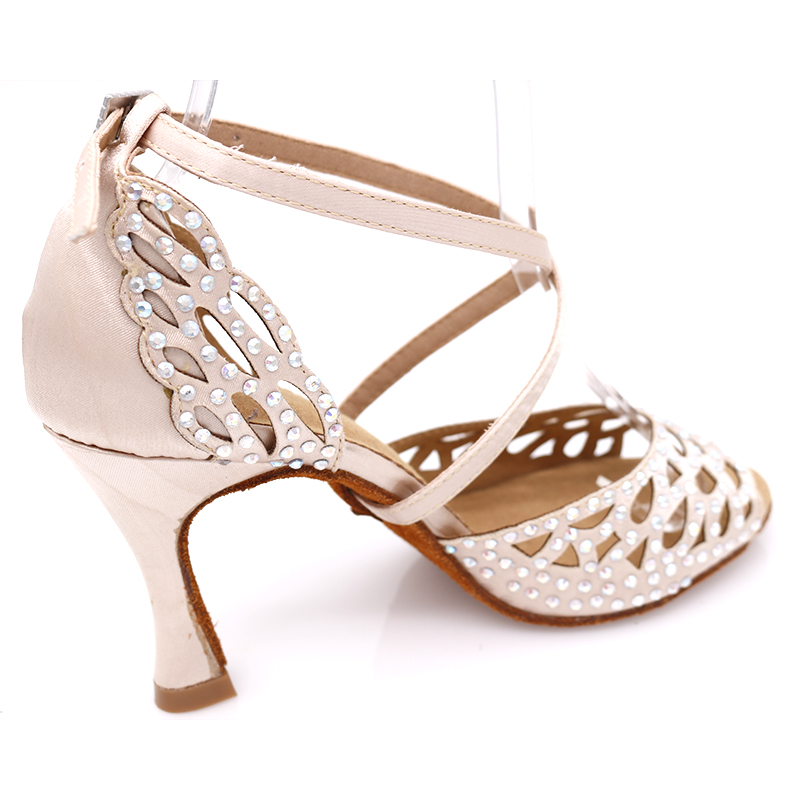 Samisoler Dancing Woman Shoes Latin Dance For Women Salsa Sneakers