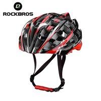 ROCKBROS High Quality Bike Head Protect Custom Helmets Bicycle EPS Helmet Safety Cycling Helmet MTB Bike Accessories 3 Colors