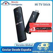 Mi-Tv-Stick Netflix Chromecast Android Tv Google-Assistant Global-Version Xiaomi DTS