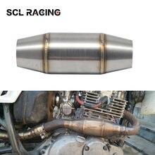 Выхлопная труба мотоцикла alconstar 35 мм глушитель катализатор