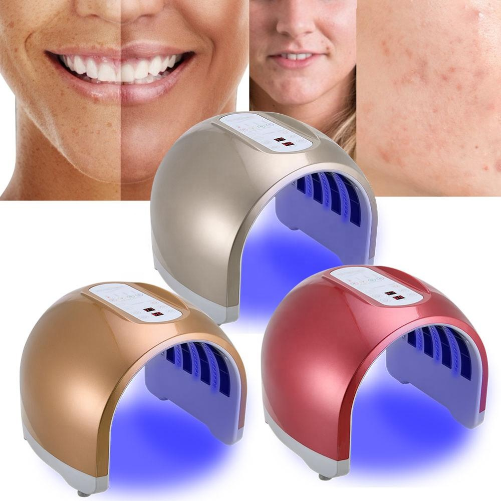 Home Use PDT Acne Removal Face LED Light Therapy Skin Rejuvenation Facial Body Beauty SPA Mask Skin Tighten Anti Wrinkle Device