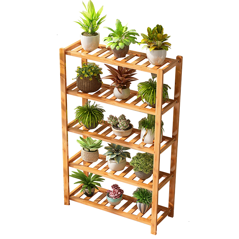 Airs Multi-storey Room Introspection Space Balcony Green Radish Basin Solid Wood A Living Room Landing Type Meatballs Shelves
