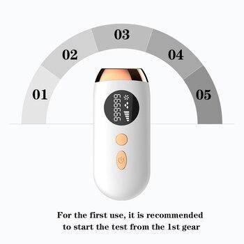 Лазерный эпилятор Fieezoe IPL Hair Removal A01 2