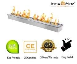 Inno living fire 24 inch vloeibare bio ethanol brandstof decoratieve haard