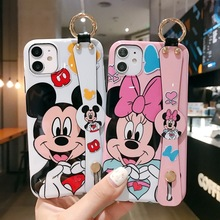 2021 Disney for iphone 7/8 plus x xsmax xr iphone11 pro Max cute girl couple creative phone case