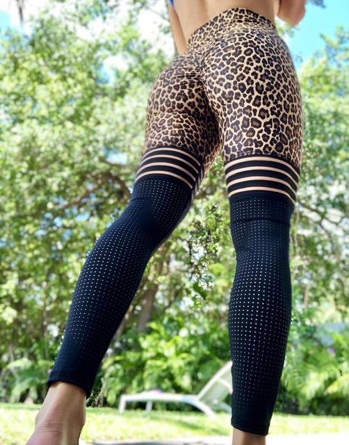 Leopard Print Leggings 6