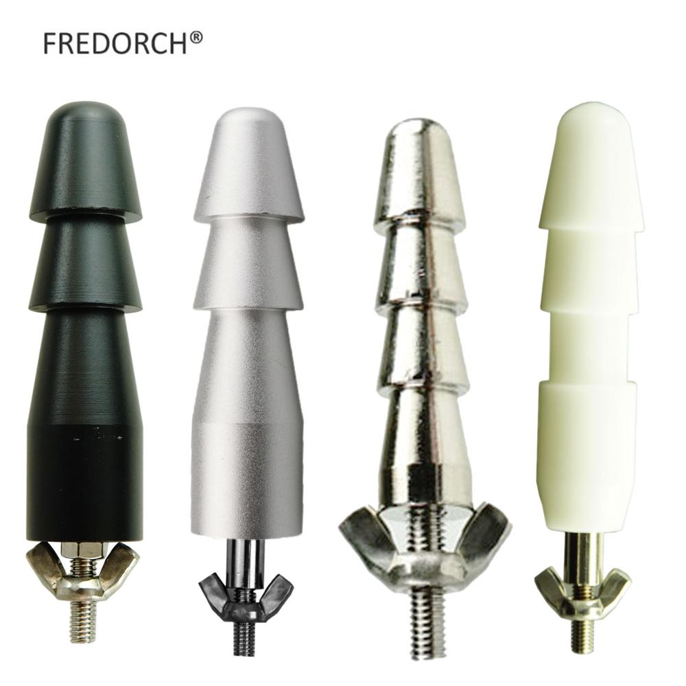 FREDORCH 4PCS Connector System Vac-u-Lock Single <font><b>Dildo</b></font> Holder <font><b>Attachment</b></font> for Premium <font><b>Sex</b></font> <font><b>Machine</b></font>,Add-On Accessory,Metal Quality image