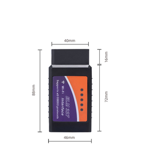 Image 4 - רכב סורק ELM327 Bluetooth/WIFI V1.5 OBDII ELM 327 BT/WI FI 1.5 HHOBD HH OBD ELM327 OBD2 Bluetooth v1.5/1.5 ELM 327 מתג על