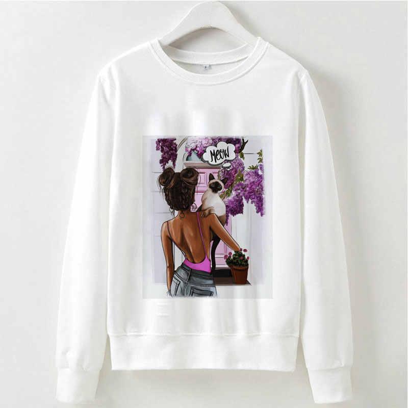 Kpop ווג אישה חורף נים חולצות Kawaii גדולה הקוריאני Harajuku היפ הופ הסווטשרט סווטשירט Shiping חינם אסתטי