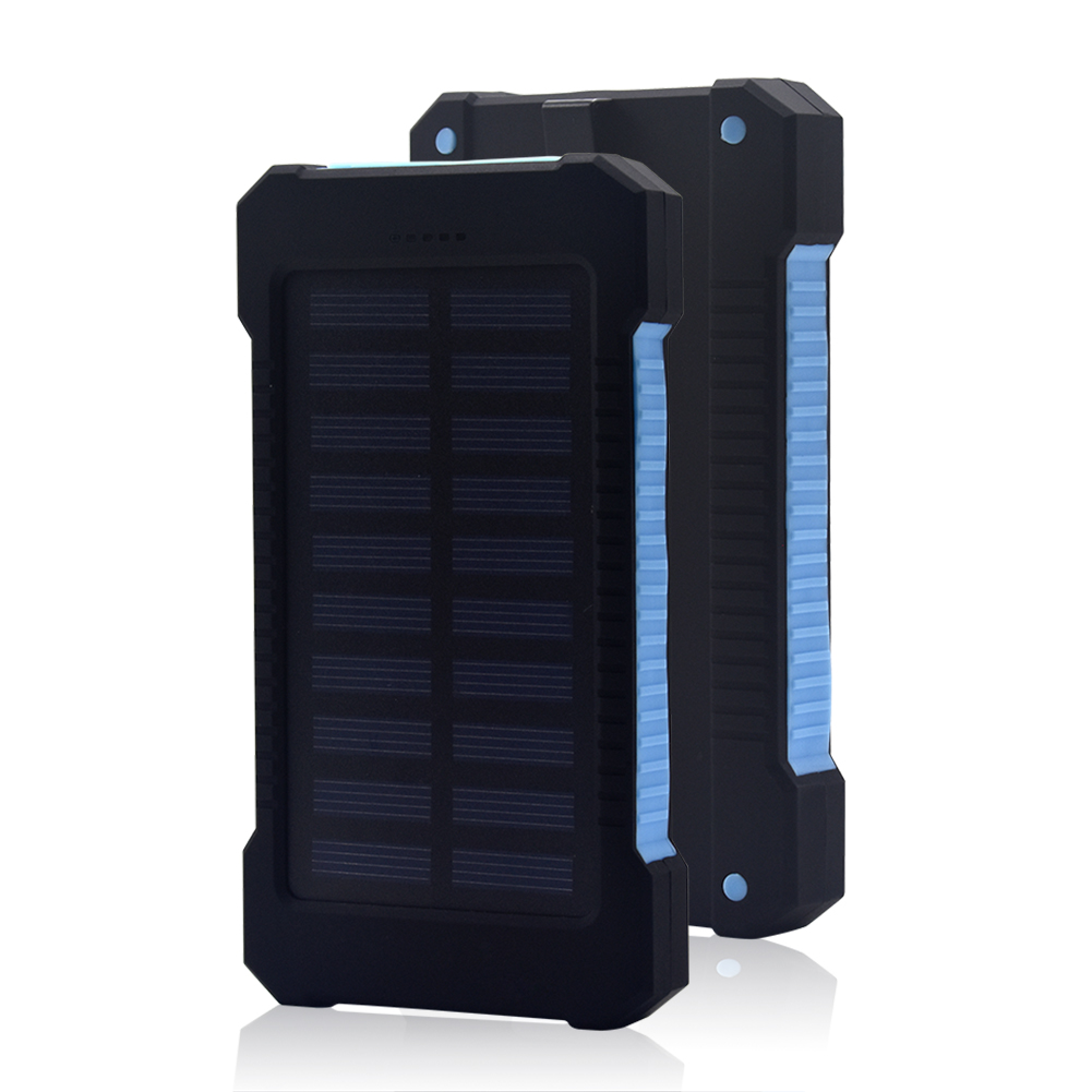Power Bank 30000mah Solar…
