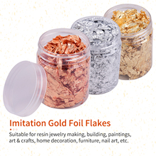 Foil for Making Nails Art-Painting Diy-Crafts Home-Decoration Metallic Imitation-Gold