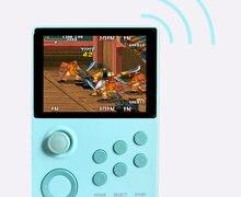 Новая портативная игровая консоль A19 Pandora's Box Android supretro IPS экран встроенные 3000 + игр 30 3D игр WiFi загрузка