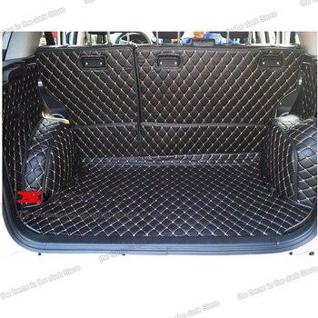 Lsrtw2017 Leather Car Trunk Mat Cargo Liner for Suzuki Grand Vitara 2006 2007 2008 2009 2010 2011 2012 2013 2014 2015  Escudo lsrtw2017 leather car trunk mat cargo liner for toyota rav4 2005 2006 2007 2008 2009 2010 2011 2012 xa30 interior rear