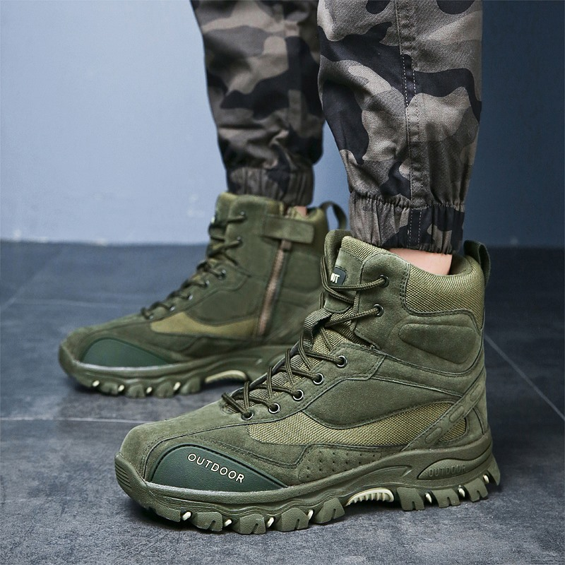 Men's tactical boot 5
