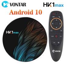 HK1 Max Android 10 Smart TV Box 4GB RAM 64GB Rockchip3318 4K Google sklep Google Play Youtube HK1Max 4GB RAM 32GB dekoder