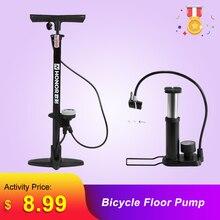 Насос высокого давления, велосипедный напольный насос, шиномонтажный насос с манометром, велосипедный воздушный насос, велосипедный насос, велосипедные запчасти, аксессуары