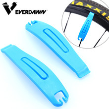 EVERDAWN Bike Tyre Pry Bar Bicycle Tire Lever Repair Removal Tools 3 Piece 1pc tire iron set remove tyre tools motorcycle bike professional tire change kit crowbar spoons pry bar pry rod