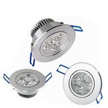 Горячая CREE 6W 9W 12W 15W 21W светодиодный потолочный светодиодный светильник с регулируемой яркостью Встраиваемый светодиодный точечный светильник AC 85-265V