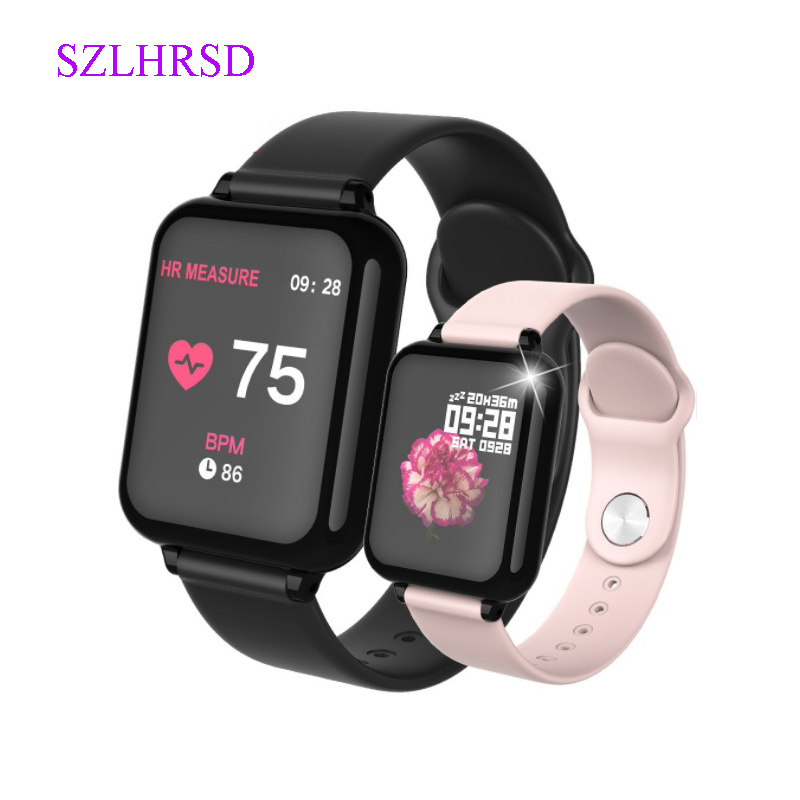 sports smart <font><b>watch</b></font> with blood pressure,oxygen bracelet and Fitness, for Leagoo Z15 Z13 Z10 XRover C S11 <font><b>M13</b></font> M12 M10 M11 M9 Pro image
