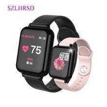 Relógio inteligente esportivo com pressão arterial, pulseira de oxigênio e fitness, para huawei p30 lite p30 pro y9s p20 lite 2019 y6 pro 2019