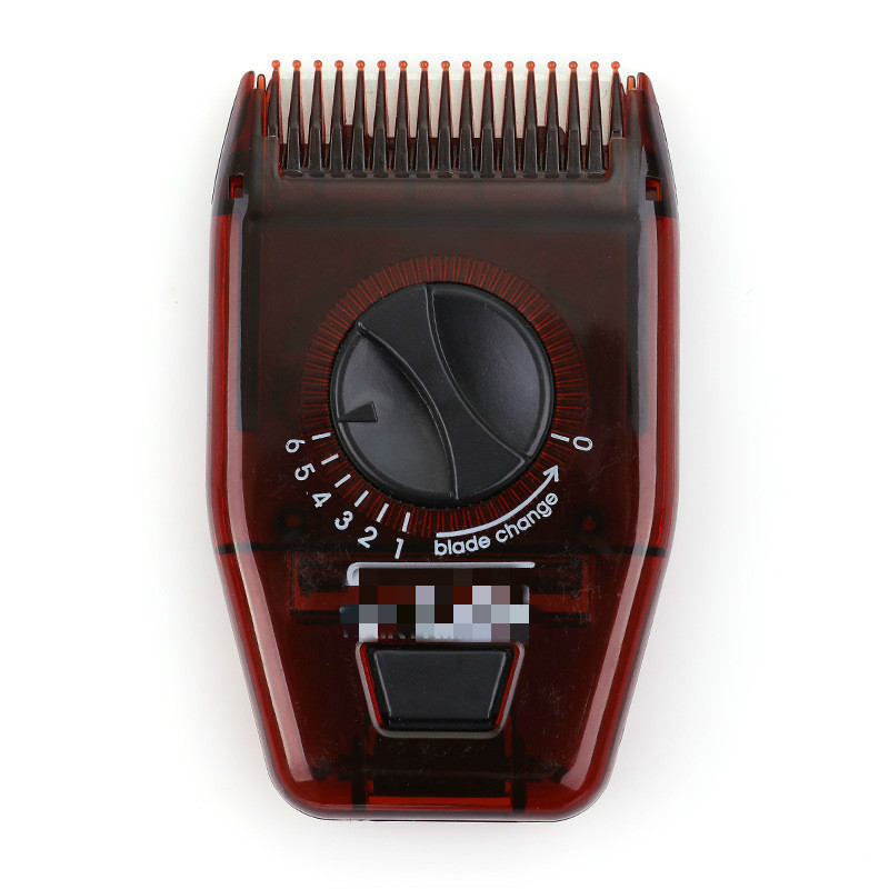 Hairdressing Comb Portable Travel Mini  Hair Brush Comb Razor Comb Cutting Thinning Combs Hair Styling Tool